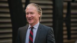 Millionaire Comedian Bill Maher Hopes a Recession Plunges Americans Into Poverty