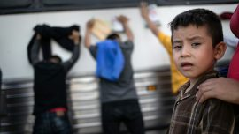 Children at Center of Booming Smuggling Industry