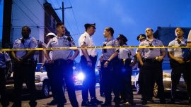 Shooter in Custody After Wounding at Least 6 Philadelphia Police