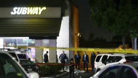 Stabbing Rampage by Man in 2 California Cities Leaves 4 Dead