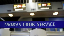 Travel Firm Thomas Cook in Rescue Talks With Investors, Files for Insolvency