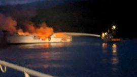 Sheriff: Dive Boat Victims Killed by Smoke, Not Flames