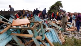 7 Children Dead, at Least 57 Injured, After Part of School Collapses in Kenya