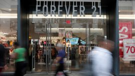 Forever 21 Snapped up by Mall Owners, Authentic Brands