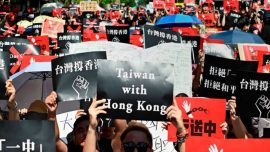 Taiwan's Annual Appeal for UN Expands Into Joint Warning Against Communism