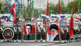 After US Announces Troupe Deployment Iran's Military Leaders Say They Will Leave No Safety Zone for 'Enemies'
