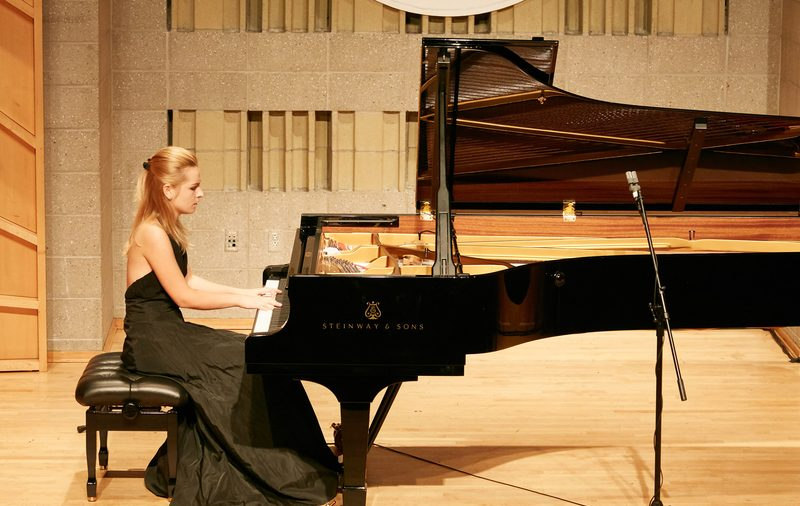 Finalist Olena Miso on Music and Culture at NTD International Piano Competition