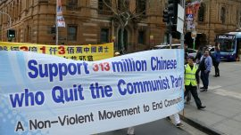 Petition Seeks White House Support for Chinese Grassroots Movement That Breaks Ties With Communist Party