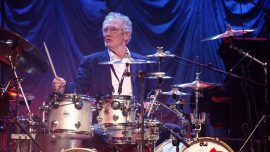 Cream Drummer Ginger Baker Dies at 80