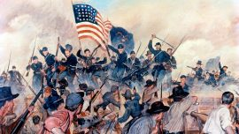 Americans Believe We're Two-Thirds of the Way to a Civil War