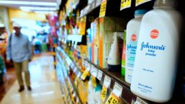 Four Major US Retailers Pull 22-ounce J&J Baby Powder Bottles Off Shelves After Recall