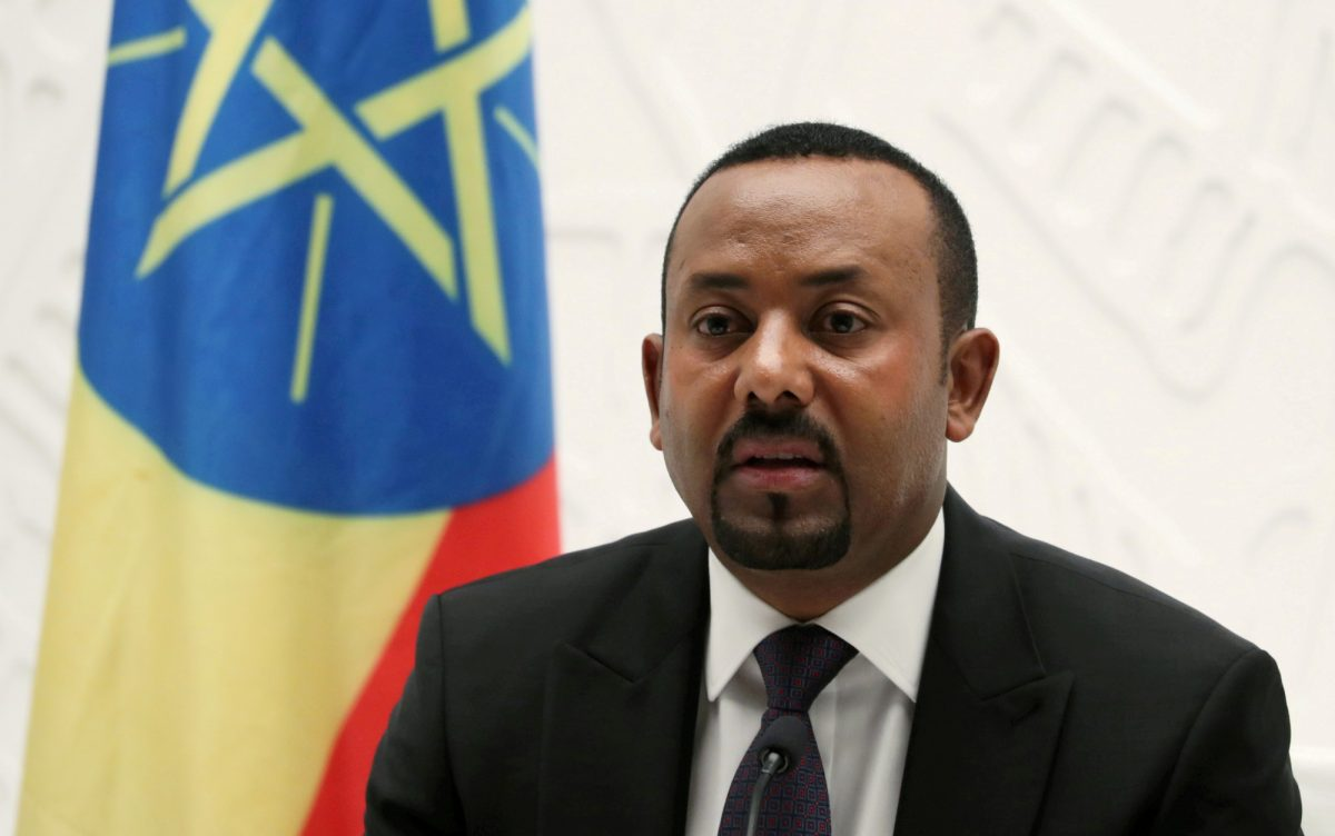 Prime Minister Abiy Ahmed 2
