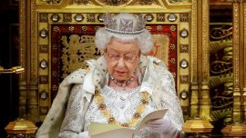 Queen Elizabeth Sets out PM Johnson's Brexit Priority
