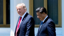 US Ramps Up Tough Actions Against Beijing