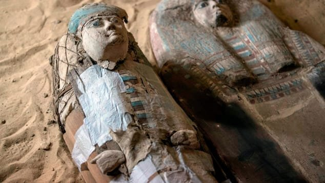 Lost Egyptian Temple Unearthed 2,200 Years After It Was Built for King Ptolemy IV