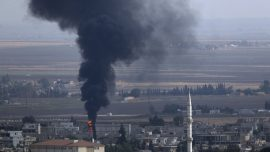 Shelling Heard Around Syrian Town After Turkish-US Ceasefire Deal