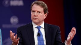 Justice Department to Appeal After Federal Judge Rules McGahn Must Testify to House