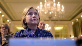 Watchdog Asks Court to Subpoena Google for Records of Mystery Clinton-Tied Gmail Account