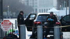 Unauthorized Vehicle Attempts to Sneak Into White House, Driver in Custody