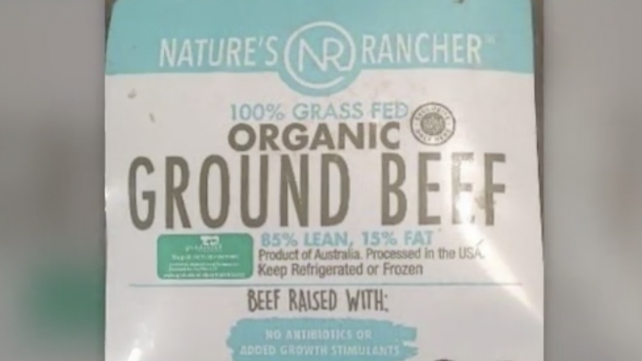 More Than 130,000 Pounds of Ground Beef Recalled for Possible Plastic Contamination