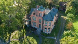 This 10-Bedroom Mansion in New York Was Offered for Only $50,000, With One Catch