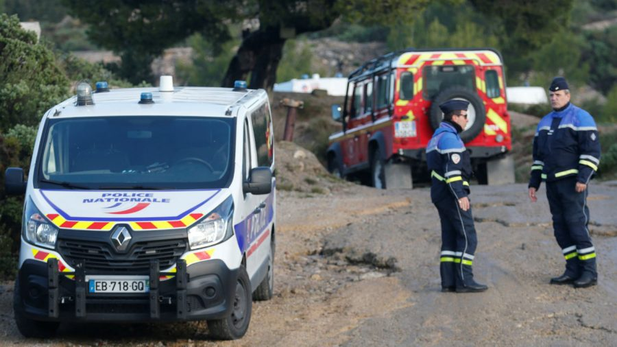 5 Dead in French Helicopter Crash, Floods
