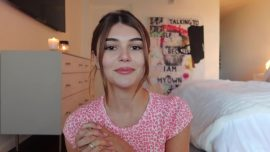 Lori Loughlin's Daughter, Olivia Jade, Posts Video on YouTube Following 9 Months of Silence