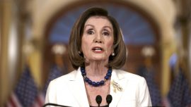 Pelosi Asks House Judiciary Chairman to Draft Articles of Impeachment