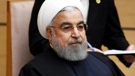 Iran President Threatens Western Troops after European Nations Question Compliance With Nuclear Deal