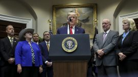 Trump Unveils Plan to Speed Up Permits for Big Projects