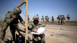 Rockets Fired at Military Base Holding American Soldiers in Iraq: Officials