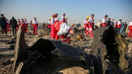 At Least 63 Canadians Dead in Iran Plane Crash