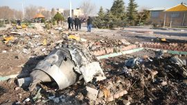Iran Likely Shot Down Ukraine Airlines Flight That Killed Dozens of Canadians: Trudeau