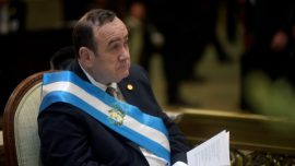 Guatemala's New President Cuts Ties With Venezuela, as Promised