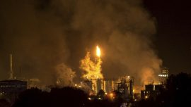 Spain: Death Toll From Chemical Plant Explosion Reaches 3