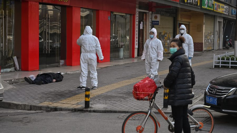 Chinese Authorities Require Government Offices to Destroy Data Related to Coronavirus Outbreak