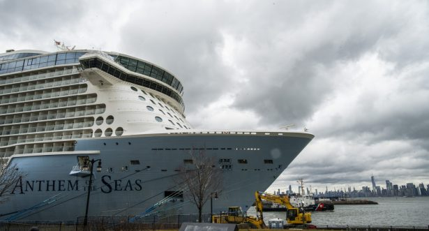 Anthem of the Seas Updates: All Passengers Cleared of Coronavirus