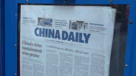 Chinese Regime Uses State-Run Media to Export its Values: Analyst