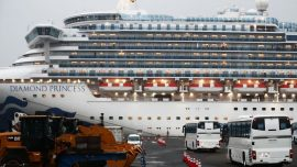 Brits Plead for Richard Branson to Rescue Them From Coronavirus-Infested Cruiseship