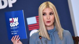 A Global Women's Initiative Led by Ivanka Trump to Become US Foreign Policy