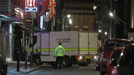 Police Evacuate Streets in Central London After Unexploded WWII Bomb Is Found