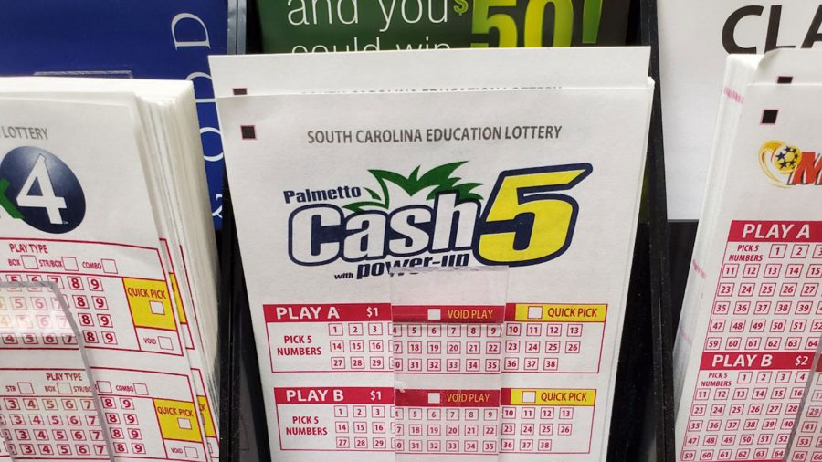 A South Carolina Man Almost Threw a $100,000 Winning Lottery Ticket out With the Trash