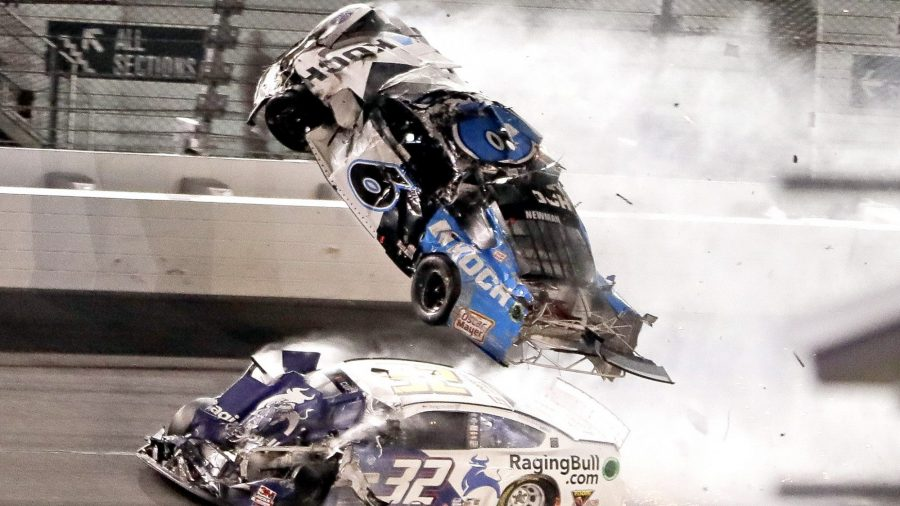After His Fiery Crash, NASCAR Driver Ryan Newman Is Awake and Speaking With Family