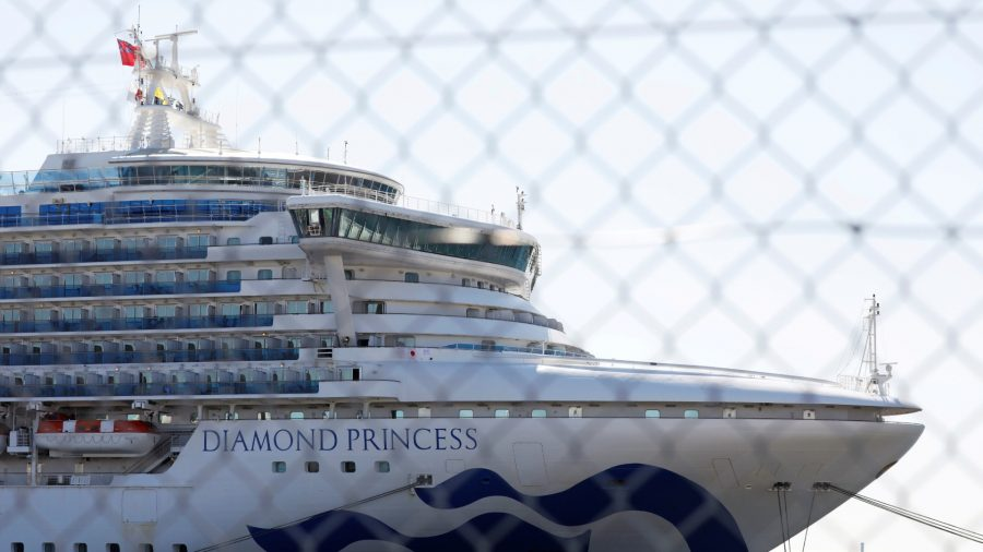 Crew on Quarantined Cruise Ship to Receive 2 Months Vacation at End of Ordeal
