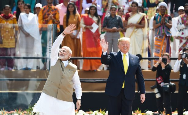 INDIA-US-DIPLOMACY-TRUMP