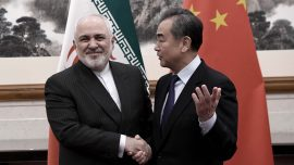 Concerns Over Iran-China Agreement in France