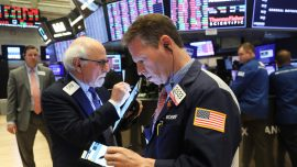 Dow Jones Plunges More Than 1,000 Points Amid Coronavirus Fears