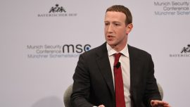 Facebook CEO's Statement on Vaccines Clashes With Platform's New Policy