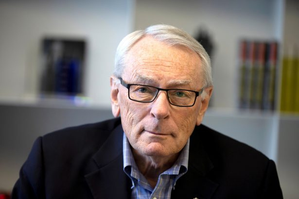 International Olympic Committee (IOC) member Dick Pound