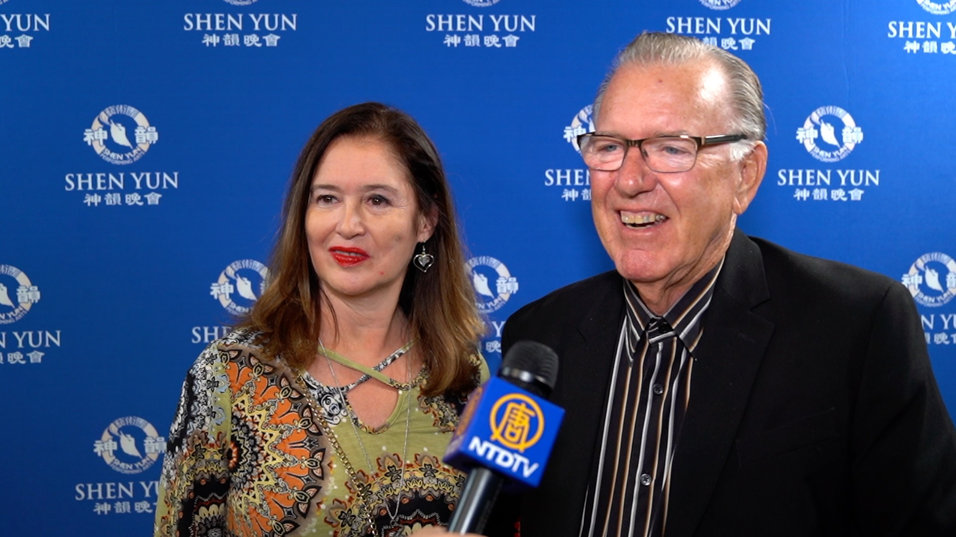 Shen Yun Shares 'Positive Global Message, Especially in This Time'